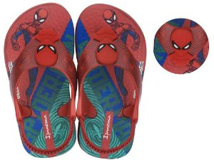 Chinelo Ipanema Spider Man 25586 17/24 Caixa com 12 Pares