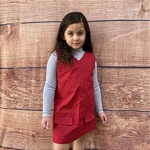 Vestido jack vermelho