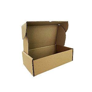 Caixa de Papelão Padrão Para Correios e E-commerce - Sem impressão