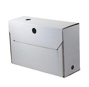 Caixa para Armazenamento de Documentos - 10 unidades