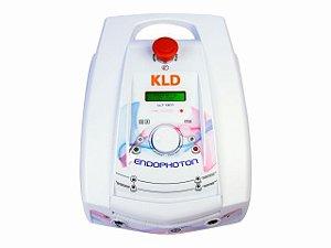 Novo Endophoton KLD - Aparelho de Fototerapia e Laserterapia