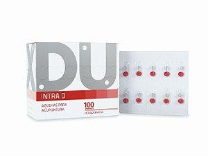 Agulhas Intradérmicas - Intra D - 0,12x5mm - 100un - DUX