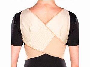 Espaldeira Para Postura De Brim - Chantal tamanho P