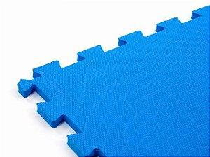 Tatame em EVA com Encaixe - 2x1m - Azul - Arktus 10MM
