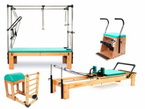 Kit Studio Classic Pilates Completo Verde - Arktus