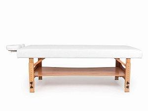 Maca Beauty Spa Fixa - com Regulagem de Altura - Arktus branco