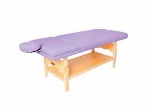 Maca De Massagem Reclinável Com Altura Regulável, Orifício Plêiades - Legno lilas