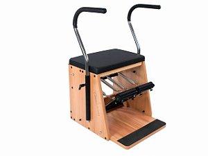 Aparelho de Pilates Cadeira Combo Classic - Step Chair - Arktus