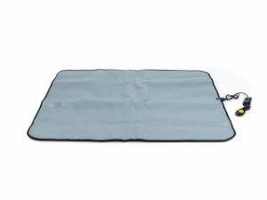 Manta Térmica Termotek - 115x140cm - Prata - Estek 110V