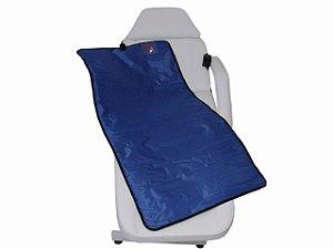Manta Térmica Termotek - 70x145cm - Azul - Estek 220V