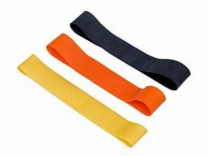 Kit Mini Band - 3 Níveis de Resistências - Kallango