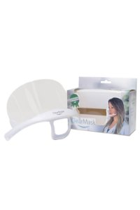 Mascara Higienica ClearMask - Unid - Branco