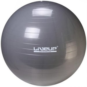 BOLA SUICA S - 85CM - CINZA - LIVEUP SPORTS