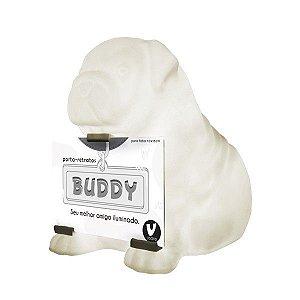 Luminária Porta Retrato Buddy - Natural