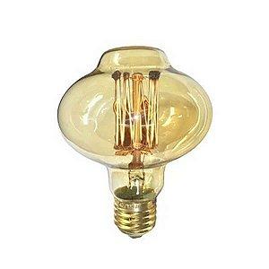 Lâmpada Filamento de Carbono - BR85 - 220V