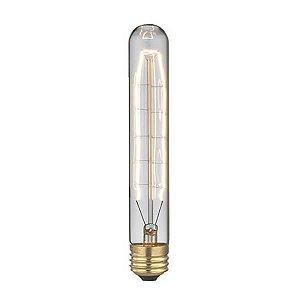 Lâmpada Filamento de Carbono - T30/185 - 127V