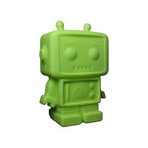 Luminaria Robo - Verde