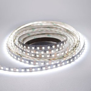 KIT FONTE E FITA LED 5050 24W IP20 - 6000K -12V - 5M