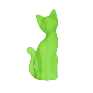 Luminaria Gato Magrelo - Verde