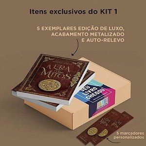 KIT ATACADO 5 LIVROS - A ERA DOS MITOS