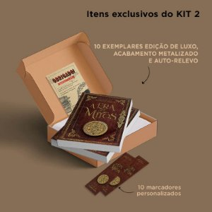 KIT ATACADO 10 LIVROS - A ERA DOS MITOS