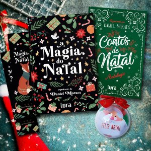 KIT3 ATACADO - A MAGIA DO NATAL