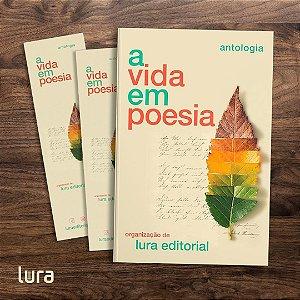 KIT ATACADO - Antologia A VIDA EM POESIA - Poesias