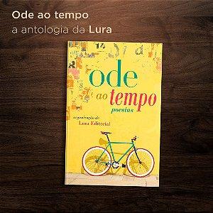 ANTOLOGIA ODE AO TEMPO - 5 UNIDADES