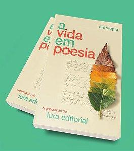 ATACADO VIDA EM POESIA 10 exemplares