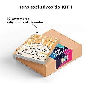 KIT ATACADO O CANTO DOS CONTOS OUTONO 10 exemplares