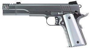 Pistola de Airsoft GBB 1911 Armorer Works NE3101 SV Cal .6mm
