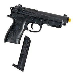 Pistola de Airsoft Spring Beretta 90 TWO JGWORKS - Cal 6mm