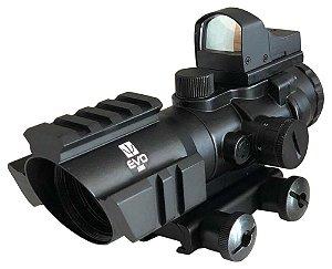 Acog EVO 4x32 com Mini Red Dot ERS0703