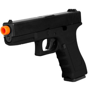 Pistola de Airsoft GBB ARMY ARMAMENT - Glock R17 Black Cal 6mm