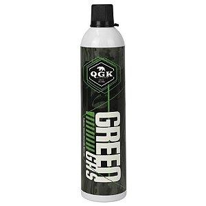 Green Gas para Airsoft QGK