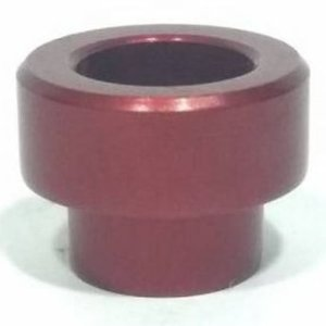 Flash Hider para Pistola sem Rosca AND PARTS WE Vermelho