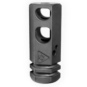 Flash Hider para Rifle KINGARMS KA-FH-53 Preto