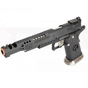 Pistola de Airsoft GBB ARMORER WORKS HX2402 HI-CAPA Cal 6mm