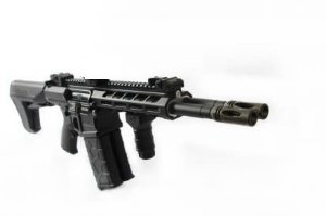 Rifle de Airsoft AEG CLASSIC ARMY NEMESIS DT-4 CA118M Cal .6mm