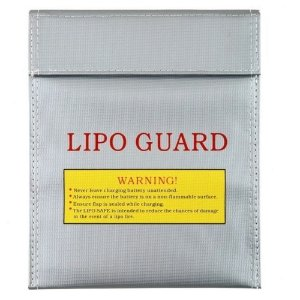 Safe Bag para Bateria FEASSO FJA 300 LIPO GUARD