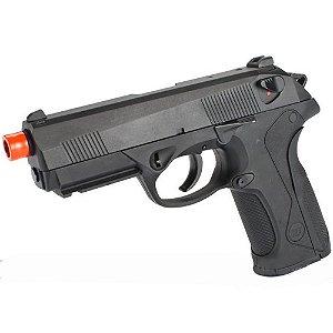 Pistola de Airsoft GBB WE Bulldog Preto Cal 6mm