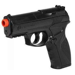 Pistola de Airsoft GNBB WINGUN C11 Preto Cal 6mm