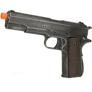 Pistola de Airsoft GBB ARMORER WORKS NE2002 1911 Cal 6mm