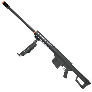 Sniper de Airsoft SPRING GALAXY Barret .50 M82 Cal 6mm