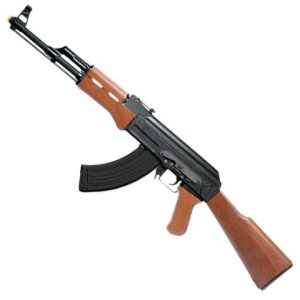 Rifle de Airsoft AEG G&G RK47 Imitation Wood Cal 6mm