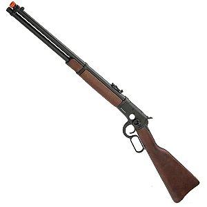 Rifle de Airsoft GBB A&K Winchester Madeira Cal 6mm