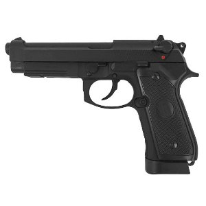 Pistola de Airgun KJW M9 Cal 4,5mm