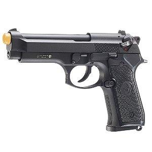 Pistola de Airsoft GBB B&W Poseidon M9 Preto Cal 6mm