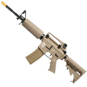 Rifle de Airsoft AEG G&G CM16 Carbine DST Cal 6mm