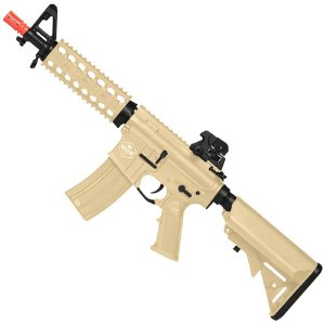 Rifle de Airsoft AEG QGK M4 Zulu S1 Cal 6mm